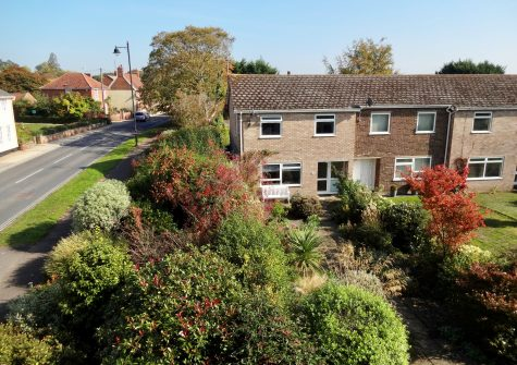 3 bedroom end-terrace near Kingston fields, river and Thoroughfare